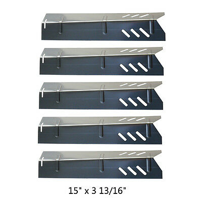 Uniflame BBQ Gas Grill Stainless Steel Heat Plate JPX591 - 5 SS
