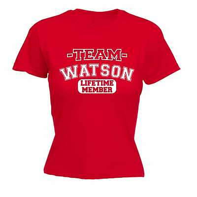 Women Team Foster Lifetime Member Surname Gifts Family Funny FITTED T-SHIRT