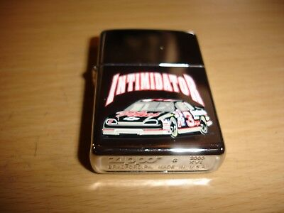 Dale Earnhardt Intimidator 2000   Zippo Lighter With Seal