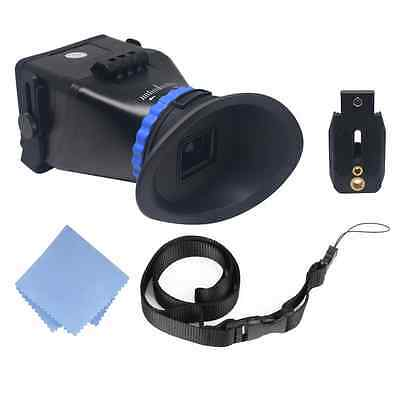 Mcoplus ST-1 3x Extender Quik Universal LCD View Finder  FOR  Canon Nikon DSLR