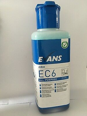 Evans EC6 All Purpose Hard Surface Cleaner concentrate cheapest on ebay !!