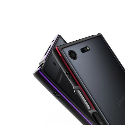Bumper Frame Cover Case For Sony Xperia XZ Premium Luxury Aluminum Metal  Slim
