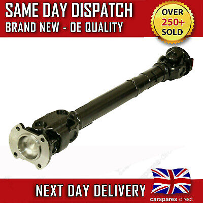 LAND ROVER DISCOVERY Mk2 99>04 2.5 TD5 4.0 4x4 610mm FRONT PROPSHAFT TVB000100