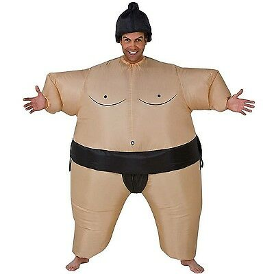Costume Sumo Gonflable