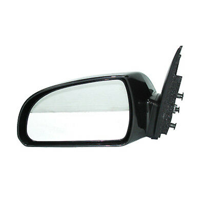 HY1320149 Drivers Side Mirror, Power, Heated, 2006-2010 Sonata Primer Finish