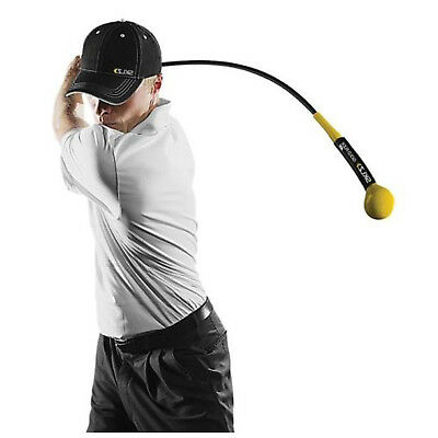 SKLZ Gold Flex Golf Swing Trainer Strength Tempo Timer Aid Warm Up Adult Junior