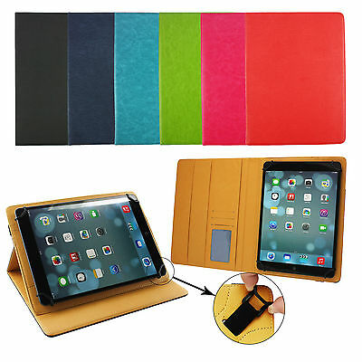Universal Wallet Case Cover per MEDION Akoya e1234t 10 inch Tablet MD 99318