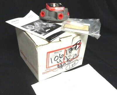 "New FLOWSERVE  GLAND RING SEAL ISCIPX 1-3/4"" Shaft DIA New in BOX CSCPX1750ECXV3"