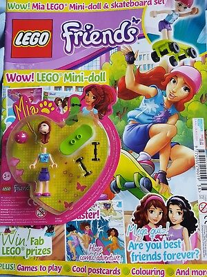 LEGO Friends issue  38   2 Aug - 29 Aug With free gift