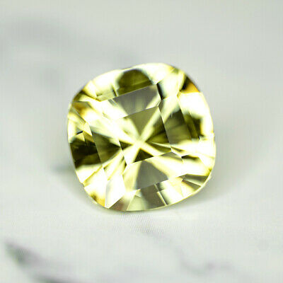 APATITE-MEXICO 2.31Ct FLAWLESS-VERY INTENSE YELLOW GREEN COLOR-FOR TOP JEWELRY!