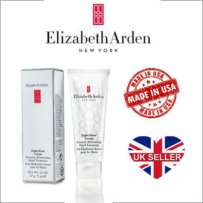 Elizabeth Arden 8 eight hour intensive moisturizing hand treatment cream - 75ml