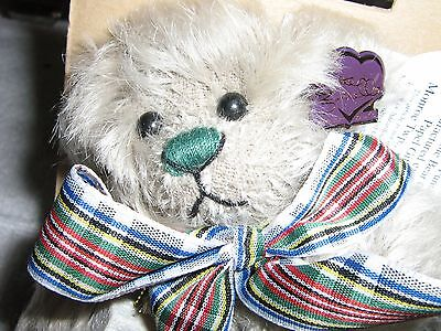 Collectible Annette Funicello Bear Earl Grey 132/1,500 LE
