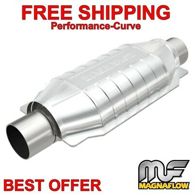 Universal California OBDII Magnaflow CA 456055 Catalytic Converter-2.25in