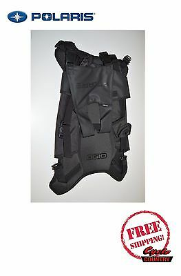 Polaris Snowmobile Premium Lock & Ride Backcountry Tunnel Bag Shovel Jacket