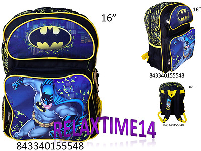 a143435de07d DC COMICS- BATMAN Backpack 16