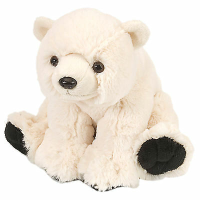 Wild Republic Mini Cuddlekins Polarbär 10845 - Wild Republic Polarbär 21cm