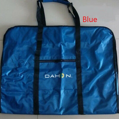 """Mountain Folding Bicycle Bike Carrier Bag Cover fits 14""""/16""""/20""""+ Storage Bag"""
