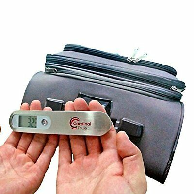 Portable Luggage Scale From Cardinal True Digital Luggage Scale for