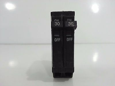 General Electric THQP230 Circuit Breaker 2 pole 30 amp 240 volt