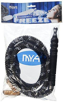 Mya Ice Hookah Hose Brand New Great Quality Black