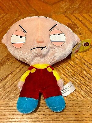 Family Guy Baby Stewie Authentic Official Ganz 2006 Plush With Tags Stuffed