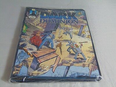 DARK DOMINION TRADING CARDS COLLECTOR'S BINDER FACTORY SEALED Original