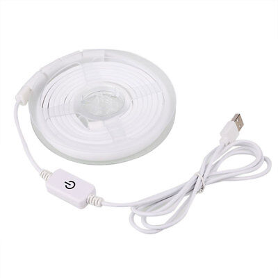 Safety Camping Tent Light LED Strip String Lamp USB Rechargeable Universal