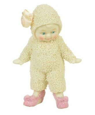Dept 56 Snowbabies Gifts From The Heart You're the Best Gift BRAND NEW Free Ship