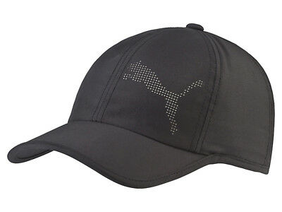 Puma Ladies Tech Cat Adjustable Cap - Black