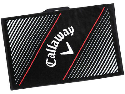Callaway Tour Golf Towel Black