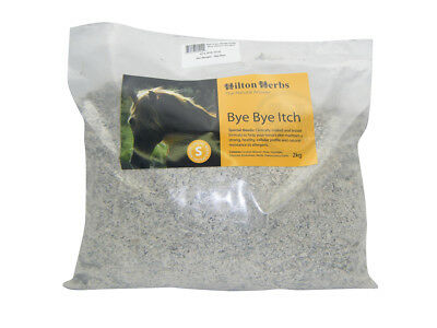 Hilton Herbs Bye Bye Itch 2 Kg Bag Pest Fly Louse Insect Control Pesticide