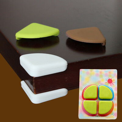4pcs Home Table Corner Protector Safety Collision Angle Protection For Baby Kids