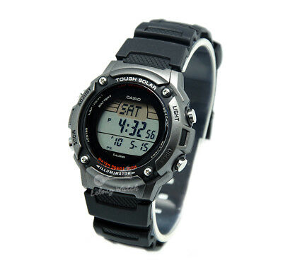 -Casio WS200H-1A Digital Watch Brand New & 100% Authentic