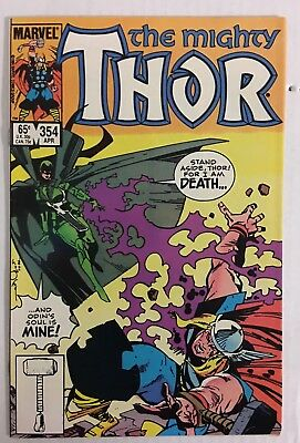 Thor #354 (1985) VF/NM Condition