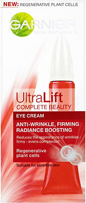 Garnier Skin Naturals Ultralift Anti Wrinkle Firming Eye Cream Ml