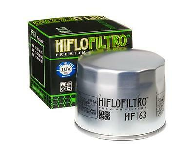 Ölfilter Hiflo HF163 BMW R 1150 GS, Adventure, R, R-Rockster, RS, RT, Bj.:99-06