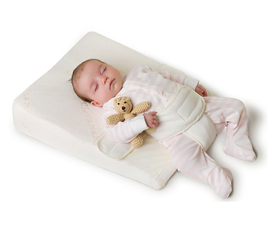 Clevamama Clevasleep + Baby Sleep Positioner Anti Acid Reflux Cover