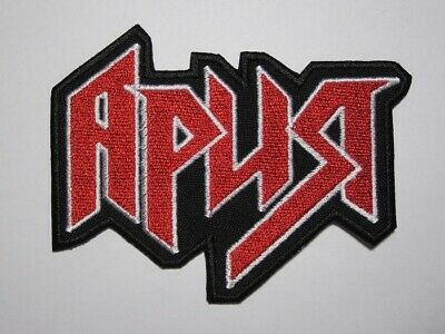 ARIA logo embroidered NEW patch heavy metal