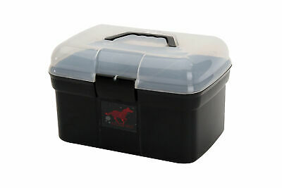 RED HORSE Complete Horse Grooming Box With Brushes