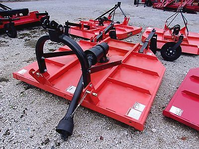 New TRI  6 ft Super HD.Brush Cutter  -3 pt. *Made in USA* WE CAN SHIP CHEAP