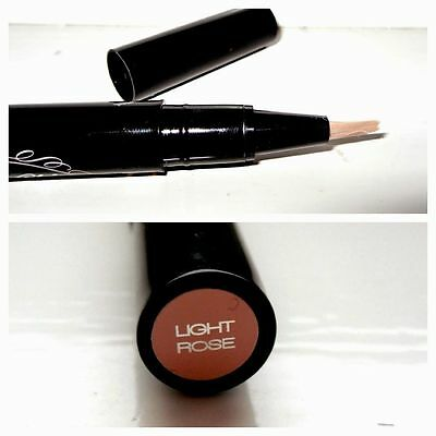 Boots 17 Hide & Chic Eye Brightening Concealer Light Rose Dark/Circles/Face/NEW