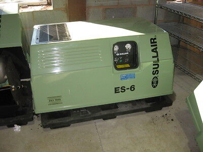 Sullair ES-6 Rotary Screw Air Compressor