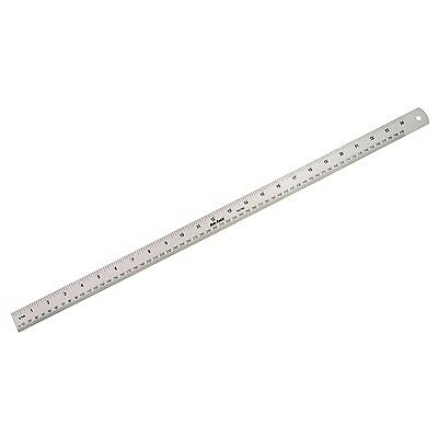 "6"",12"",24 & 40""  Stainless Steel Ruler Marking Tool Measuring Scale Metal-Amtech"