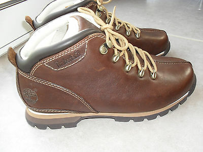 chaussures TIMBERLAND SPLITROCK HIKER MID BOOT HOMME 39