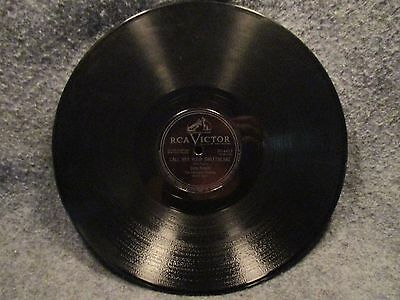 "78 RPM 10"" Record Eddy Arnold Bundle Of Southern Sunshine RCA Victor 20-4413"