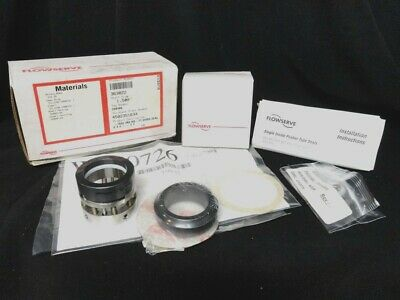 New FLOWSERVE * SILICON CARBIDE SEAL RING ESK #8100135 * NEW IN THE ORIGINAL BOX
