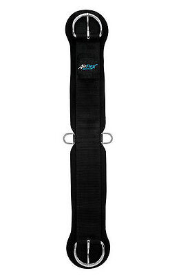 Weaver Leather AirFlex Straight Cinch/Girth with Smart Roll-Snug Buckles - 34""