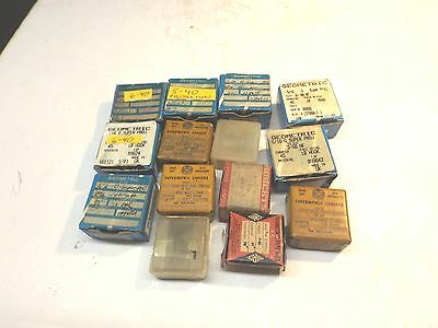 Geometric Die Head Chasers    box of 10 sets, used        5/16-D