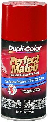 Duplicolor Barcelona Red Toyota Touch-Up Paint - Code: 3R3 (8 oz)