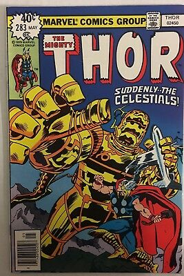 Thor #283 (1979) VF/NM Condition